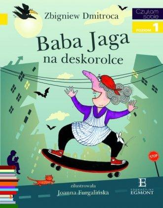 Czytam sobie. Poziom 1. Baba Jaga - okładka książki