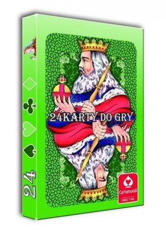 Casino 24. Karty do gry - zdjęcie zabawki, gry