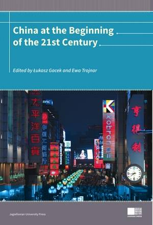 China at the Beginning of the 21st - okładka książki