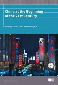 China at the Beginning of the 21st Century. Seria: Chińskie drogi - okładka książki