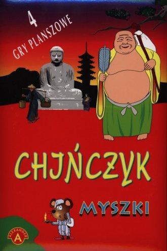 Chińczyk / Myszki - zdjęcie zabawki, gry