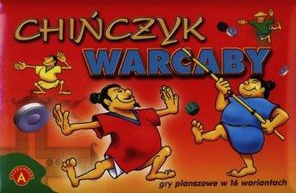 Chińczyk / Warcaby - zdjęcie zabawki, gry