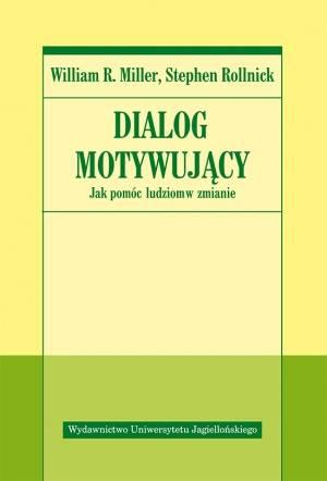 Dialog motywujący. Jak pomóc ludziom - okładka książki