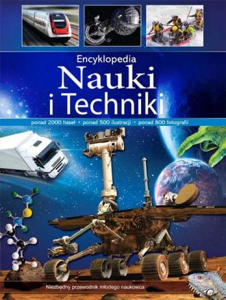 Encyklopedia nauki i techniki. - okładka książki