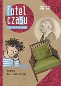 Fotel czasu - Anna Czerwińska-Rydel - okładka książki