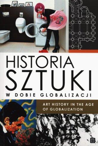Historia sztuki w dobie globalizacji. - okładka książki