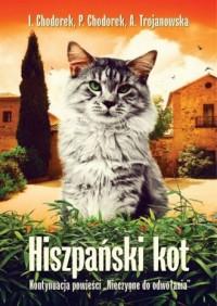Hiszpański kot - okładka książki