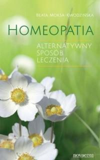 Homeopatia. Alternatywny sposób - okładka książki