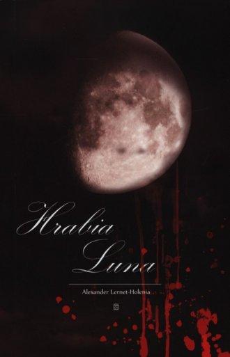 Hrabia Luna - okładka książki