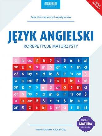 Język angielski. Korepetycje maturzysty. - okładka podręcznika