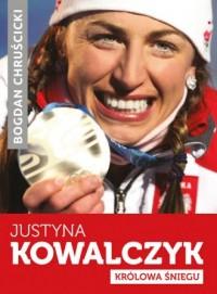 Justyna Kowalczyk. Królowa Śniegu - okładka książki