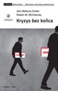 Kryzys bez końca. Seria: Biblioteka - okładka książki