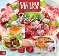 Kuchnia polska. Desery - Izabela - okładka książki