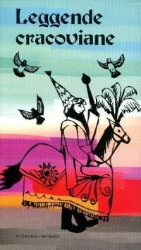 Legendy krakowskie (wersja wł.) - okładka książki