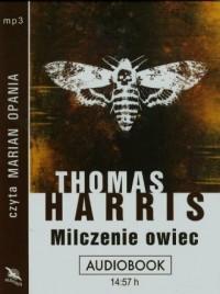 Milczenie owiec (CD mp3) - Thomas - pudełko audiobooku
