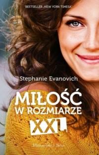 Miłość w rozmiarze XXL - Stephanie - okładka książki