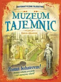 Muzeum tajemnic. Matematyczne śledztwo - okładka książki