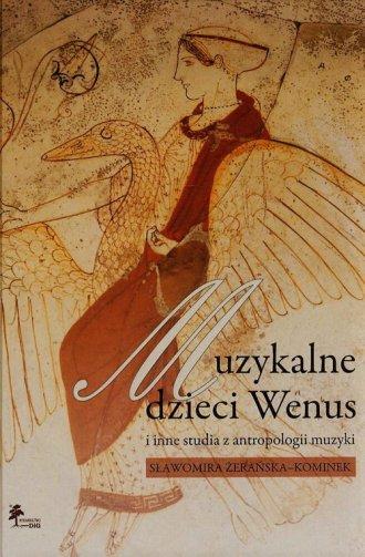 Muzykalne dzieci Wenus i inne studia - okładka książki