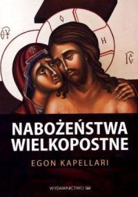 Nabożeństwa wielkopostne - okładka książki