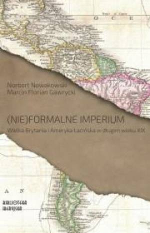 (Nie)formalne imperium. Wielka - okładka książki