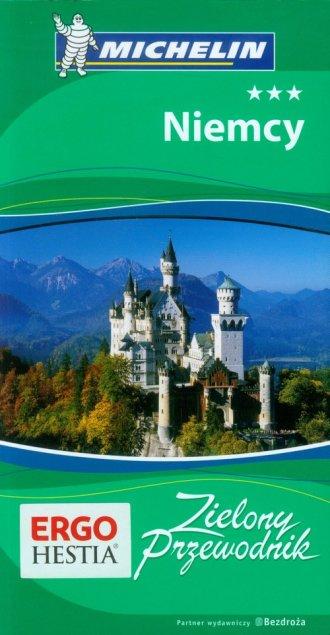 Niemcy. Zielony Przewodnik - okładka książki