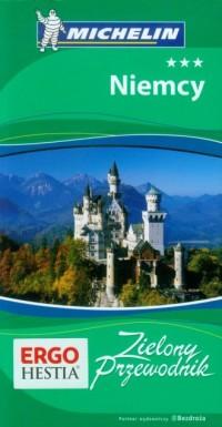 Niemcy. Zielony Przewodnik - Wydawnictwo - okładka książki