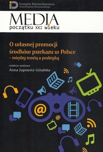 O własnej promocji środków przekazu - okładka książki