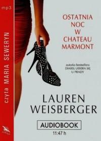 Ostatnia noc w Chateau Marmont - pudełko audiobooku