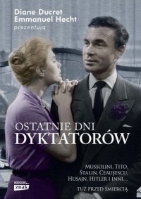 Ostatnie dni dyktatorów - Diane - okładka książki