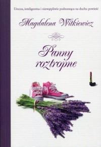 Panny roztropne - Magdalena Witkiewicz - okładka książki