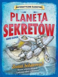 Planeta sekretów. Matematyczne - okładka książki