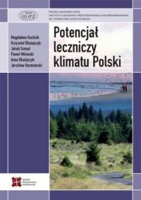 Potencjał leczniczy klimatu Polski - okładka książki