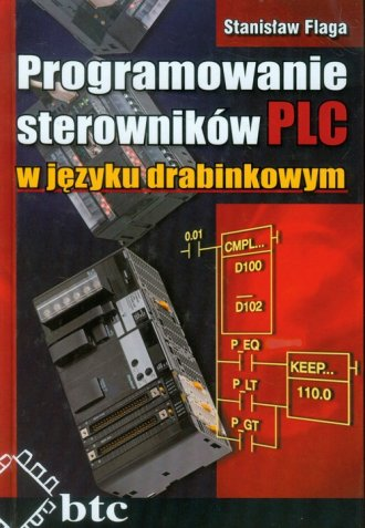 Programowanie sterowników PLC w - okładka książki
