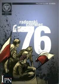 Radomski Czerwiec 1976 - okładka książki