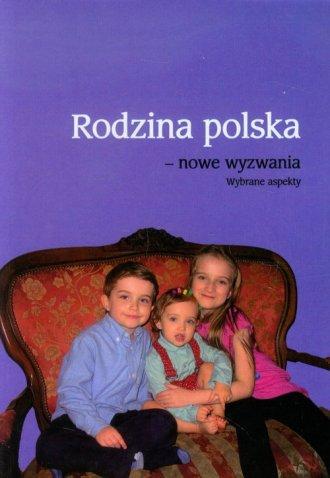 Rodzina polska - nowe wyzwania. - okładka książki