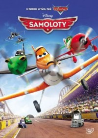 Samoloty - okładka filmu
