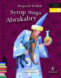Czytam sobie. Poziom 1. Syrop maga - okładka książki