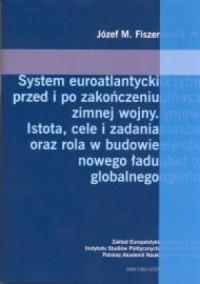 System euroatlantycki przed i po - okładka książki
