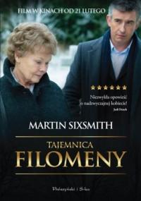 Tajemnica Filomeny - Martin Sixsmith - okładka książki