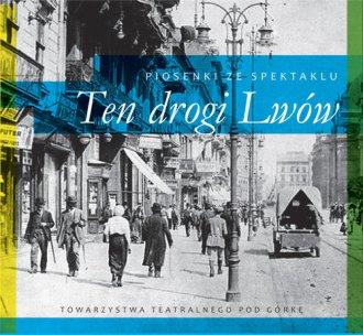 Ten drogi Lwów - okładka płyty