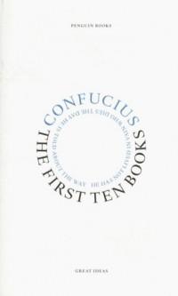 The First Ten Books - okładka książki