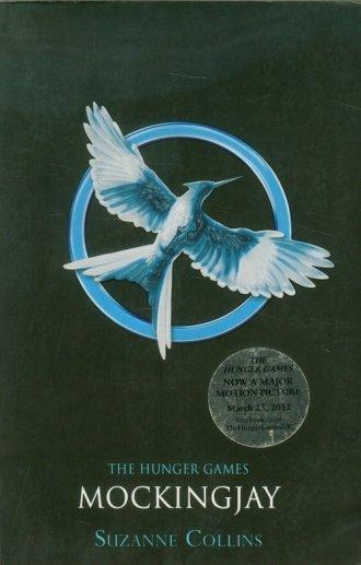 The Hunger Games 3. Mockingjay - okładka książki