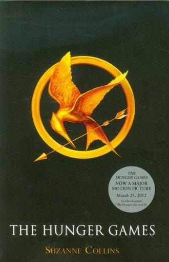 The Hunger Games. Hunger Games - okładka książki