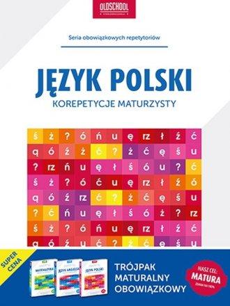 Trójpak maturalny (obowiązkowy): - okładka podręcznika