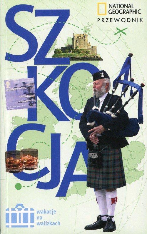 Wakacje na walizkach. Szkocja. - okładka książki