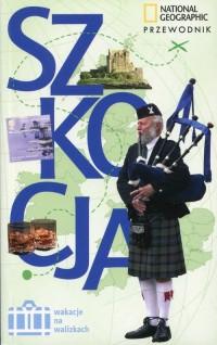 Wakacje na walizkach. Szkocja. Przewodnik - okładka książki