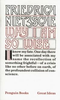 Why I Am So Wise - okładka książki
