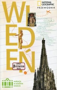 Wiedeń. Wakacje w wielkim mieście - okładka książki
