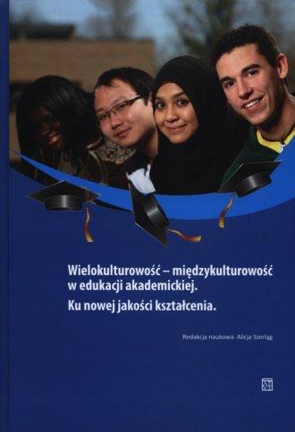 Wielokulturowość - międzykulturowość - okładka książki