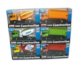 Wywrotka Scania - zdjęcie zabawki, gry